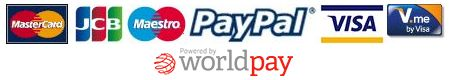 WorldPay credit card payment